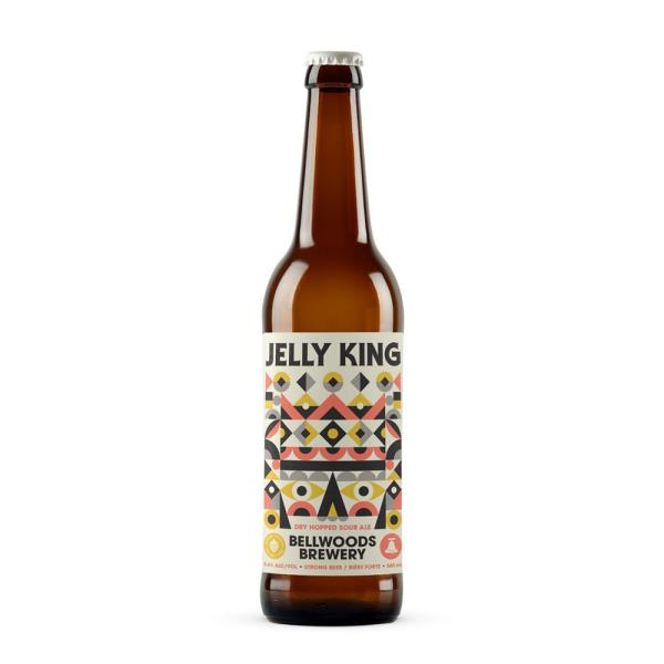 JELLY KING DRY HOPPED SOUR - BELLWOODS -