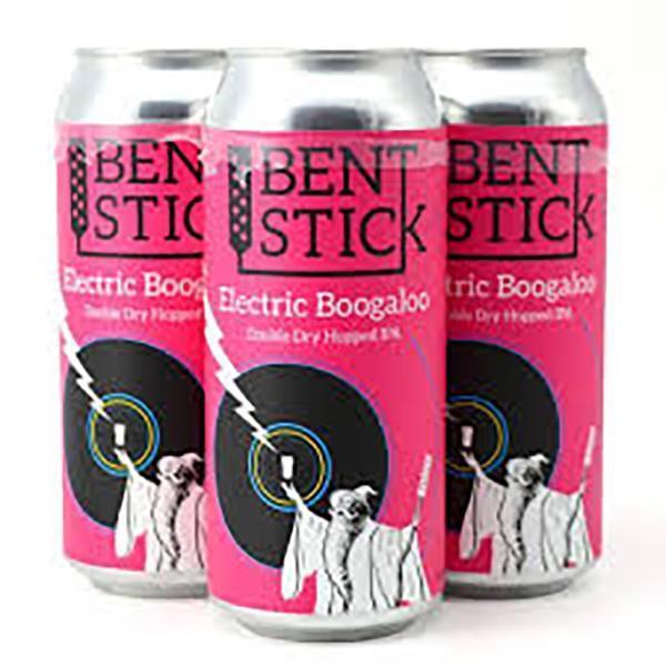 BENT STICK IPA  ELECTRIC BOOGALOO 4-PACK
